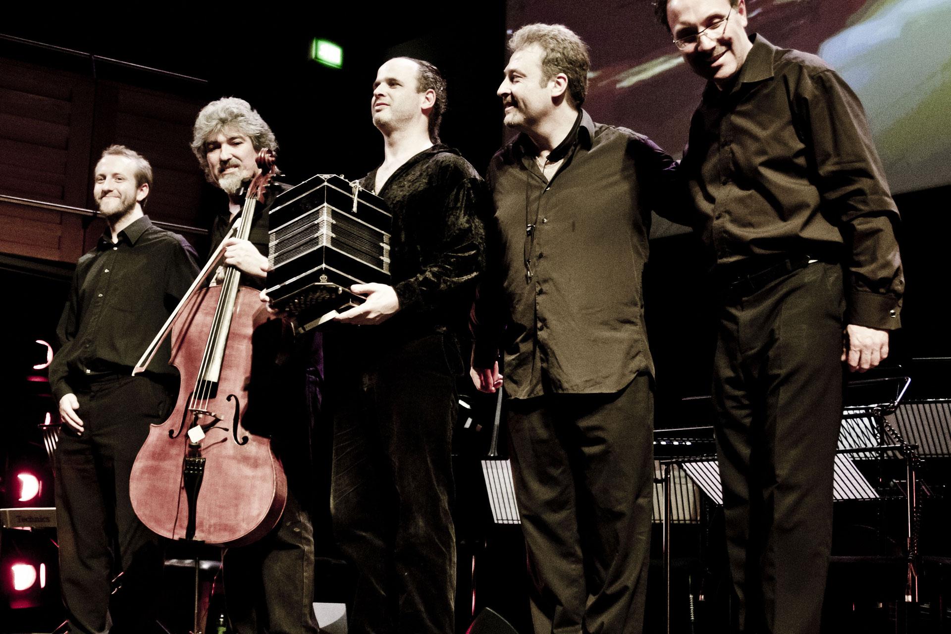 transtango the concert UK